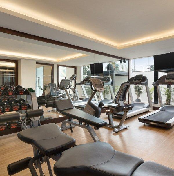 Best-Gym-near Manyata-Tech-Park-Howard-Johnson