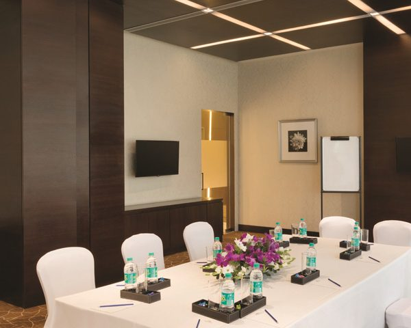 Board-room-venues-near-Manyata-tech-park-hebbal-Cave-1-2-Howard-Johnson