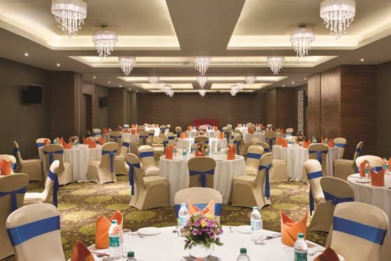 Conference-Banquets-venue-in-Hebbal-Howard-Johnson-Hotel