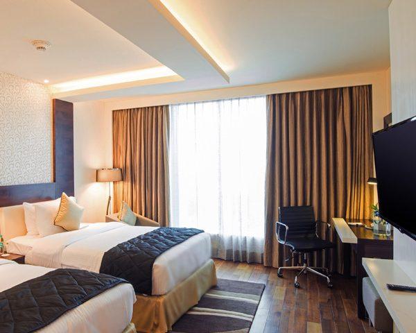 Executive-Club-Room--Twin-Bed-Hotel-near-Manyata-Tech-Park