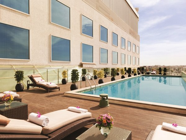 Outdoor-Swimming-pool-in-Thanisandra-Hebbal
