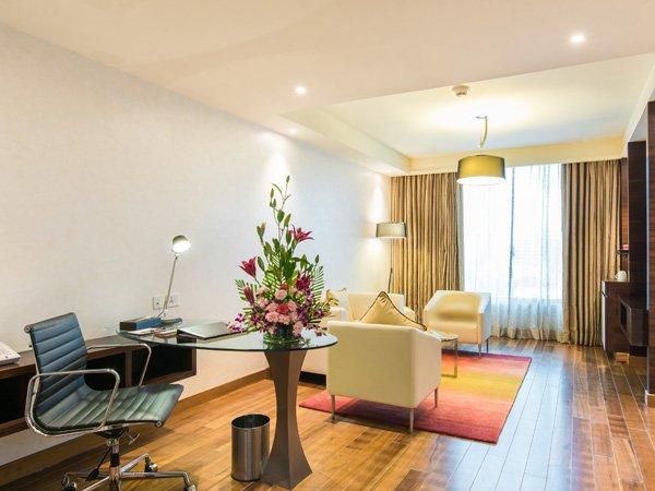 Suite Room Accommodation near Bengaluru Airport