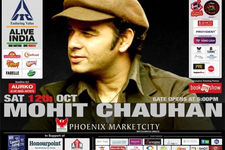 Mohit-Chauhan-Live-12-Oct-Alive-India-Phoenix-Market-City