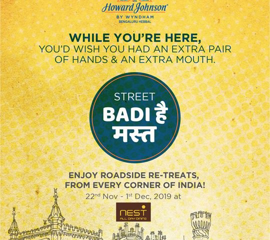 Street-Food-Festival-Bangalore-Hebbal-Howard-Johnson-Bangalore