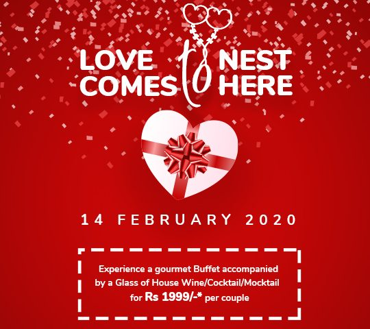 valentine's Day Offer Hebbal Near manyata Tech Park