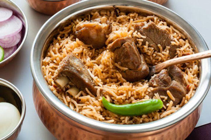 Hojo Recipes Eid Special Mutton Biryani