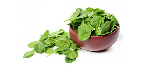 Spinach Mood Boosting food at Nest in Howard Johnson the best takeaway restaurant in Hebbal