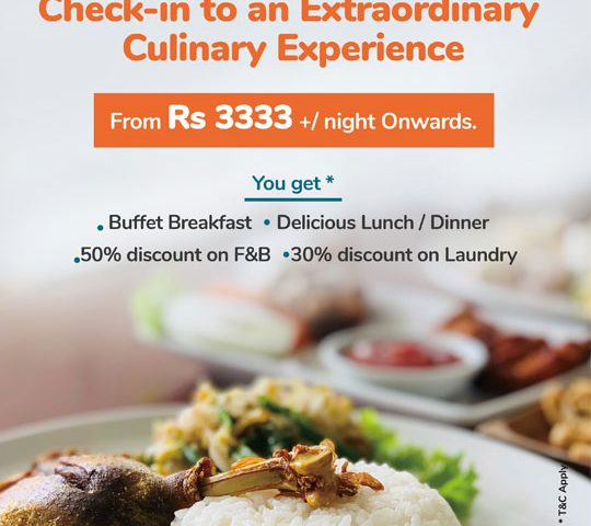 Culinary-Experience-Offer-Howard-Johnson-bangalore