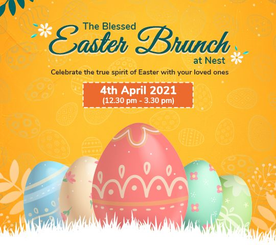 Easter Brunch in Bengaluru Howard Johnson Bangalore Hebbal